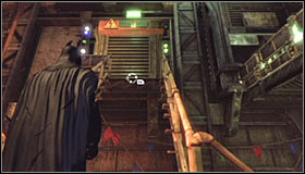 1 - Riddles | Steel Mill - Steel Mill - Batman: Arkham City Game Guide