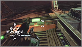 2 - Riddles | Steel Mill - Steel Mill - Batman: Arkham City Game Guide