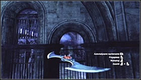 Wait for the Batarang to reach the large water tanks and this time turn it sharply right #1 - Batman trophies (11-23) | Museum - Museum - Batman: Arkham City Game Guide