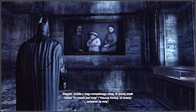 Riddles Museum Batman Arkham City Game Guide