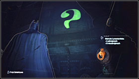 2 - Riddles | Museum - Museum - Batman: Arkham City Game Guide