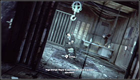 You begin the game inside a interrogation room - Prologue | Main story - Main story - Batman: Arkham City Game Guide