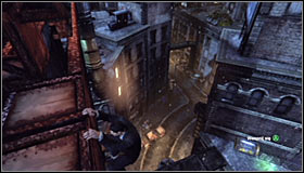 3 - Climb to the top of the ACE Chemical building to collect your equipment | Main story - Main story - Batman: Arkham City Game Guide