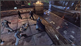 3 - Locate and enter Two-Faces Courthouse | Main story - Main story - Batman: Arkham City Game Guide