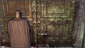 Start eliminating the enemies gathered around the courthouse #1 - Locate and enter Two-Faces Courthouse | Main story - Main story - Batman: Arkham City Game Guide