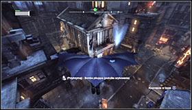 4 - Locate and enter Two-Faces Courthouse | Main story - Main story - Batman: Arkham City Game Guide