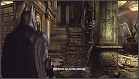 1 - Save Catwoman from Two-Face - Main story - Batman: Arkham City - Game Guide and Walkthrough
