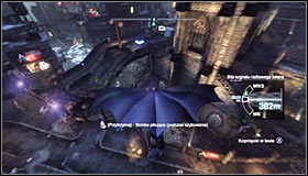 Finding Joker's hideout isn't very difficult, especially that he won't change his location and you will be updated on the distance to the target - Track down the source of the radio signal to locate Joker - Main story - Batman: Arkham City - Game Guide and Walkthrough