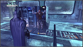 7 - Locate Mister Freeze and recover the cure - Main story - Batman: Arkham City - Game Guide and Walkthrough