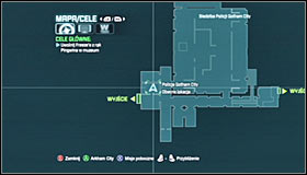 Arkham Knight Subway Map Freeze.Rescue Mister Freeze From Penguin In The Museum Main Story