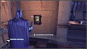 Use the shaft to reach the locked-off room in the north #1 - Rescue Mister Freeze from Penguin in the Museum - Main story - Batman: Arkham City - Game Guide and Walkthrough
