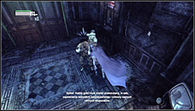 The tactic described above is unfortunately rather risky and not particularly effective when there's more than one enemy with a knife - Rescue Mister Freeze from Penguin in the Museum - Main story - Batman: Arkham City - Game Guide and Walkthrough