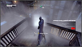 6 - Disable Penguins Communications Disruptors | Main story - Main story - Batman: Arkham City Game Guide