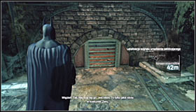 7 - Disable Penguin's Final Communications Disruptor underground - Main story - Batman: Arkham City - Game Guide and Walkthrough