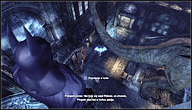 5 - Rescue Mister Freeze from Penguin in the Museum (part 2) | Main story - Main story - Batman: Arkham City Game Guide
