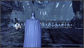 31 - Rescue remaining undercover GCPD officers in the Museum | Main story - Main story - Batman: Arkham City Game Guide