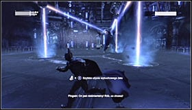 Its also important not to let Solomon catch you, which might happen after he jumps #1 - Defeat Solomon Grundy | Main story - Main story - Batman: Arkham City Game Guide