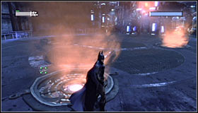 The method of weakening the boss changes in this phase as well - Defeat Solomon Grundy | Main story - Main story - Batman: Arkham City Game Guide