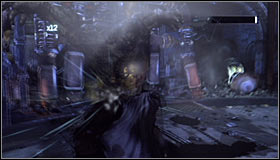 Traditionally, you have to shut down all the generators on the arena, after which a cutscene should start #1 - Defeat Solomon Grundy | Main story - Main story - Batman: Arkham City Game Guide