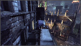 3 - Catch assassin and plant tracking device | Main story - Main story - Batman: Arkham City Game Guide