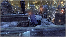 4 - Catch assassin and plant tracking device | Main story - Main story - Batman: Arkham City Game Guide