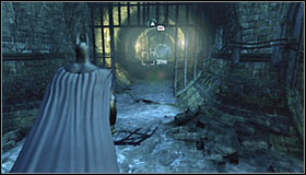 4 - Follow assassin using tracer device to locate Ra's al Ghul - Main story - Batman: Arkham City - Game Guide and Walkthrough