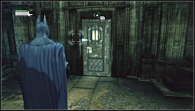 11 - Follow assassin using tracer device to locate Ra's al Ghul - Main story - Batman: Arkham City - Game Guide and Walkthrough