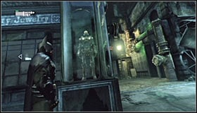2 - Locate more Mechanical Guardians to fully reconstruct the video data - Main story - Batman: Arkham City - Game Guide and Walkthrough