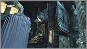 4 - Locate more Mechanical Guardians to fully reconstruct the video data - Main story - Batman: Arkham City - Game Guide and Walkthrough