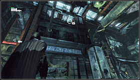 8 - Locate more Mechanical Guardians to fully reconstruct the video data - Main story - Batman: Arkham City - Game Guide and Walkthrough