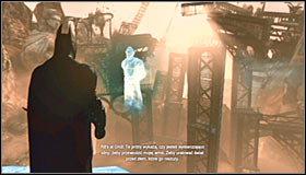 Dont worry if you wont get the drift and fail a couple times, as some training is required here - Locate Ras al Ghul and obtain a sample of his blood | Main story - Main story - Batman: Arkham City Game Guide