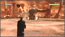 4 - Defeat Ras al Ghul | Main story - Main story - Batman: Arkham City Game Guide
