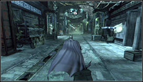 Before you can approach the next objective you will have to return to the surface, which means having to backtrack through numerous previously visited locations - Return to the GCPD to deliver the blood of Ras al Ghul to Mister Freeze | Main story - Main story - Batman: Arkham City Game Guide