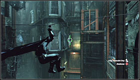 You should now be in the place where you've fought some enemies before - Return to the GCPD to deliver the blood of Ra's al Ghul to Mister Freeze - Main story - Batman: Arkham City - Game Guide and Walkthrough
