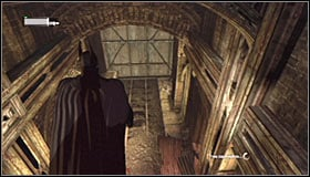 Afterwards use the Grapnel Gun to get onto the subway car's roof #1 and head west - Return to the GCPD to deliver the blood of Ra's al Ghul to Mister Freeze - Main story - Batman: Arkham City - Game Guide and Walkthrough