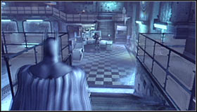4 - Return to the GCPD to deliver the blood of Ras al Ghul to Mister Freeze (part 2) | Main story - Main story - Batman: Arkham City Game Guide