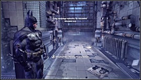 Before you can head out to find Joker and the stolen cure, you will have to leave the Gotham City Police Dept - Infiltrate the Steel Mill - Main story - Batman: Arkham City - Game Guide and Walkthrough