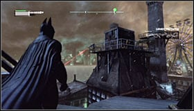 2 - Infiltrate the Steel Mill (part 2) | Main story - Main story - Batman: Arkham City Game Guide