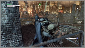 3 - Infiltrate the Steel Mill (part 2) | Main story - Main story - Batman: Arkham City Game Guide
