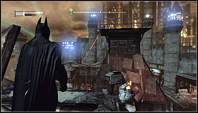 4 - Infiltrate the Steel Mill (part 2) | Main story - Main story - Batman: Arkham City Game Guide