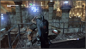 5 - Infiltrate the Steel Mill (part 2) | Main story - Main story - Batman: Arkham City Game Guide
