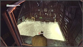 9 - Infiltrate the Steel Mill (part 2) | Main story - Main story - Batman: Arkham City Game Guide