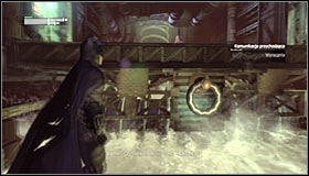 11 - Infiltrate the Steel Mill (part 2) | Main story - Main story - Batman: Arkham City Game Guide