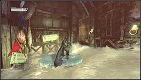20 - Infiltrate the Steel Mill (part 2) | Main story - Main story - Batman: Arkham City Game Guide