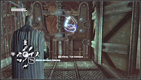 23 - Infiltrate the Steel Mill (part 2) | Main story - Main story - Batman: Arkham City Game Guide