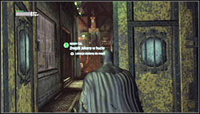 Turn right and dont be scared by Dr - Infiltrate the Steel Mill (part 2) | Main story - Main story - Batman: Arkham City Game Guide