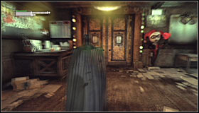 9 - Locate Joker in the Steel Mill | Main story - Main story - Batman: Arkham City Game Guide