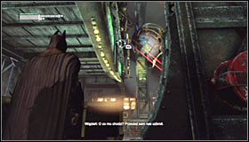 10 - Locate Joker in the Steel Mill | Main story - Main story - Batman: Arkham City Game Guide