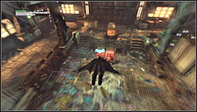 12 - Locate Joker in the Steel Mill | Main story - Main story - Batman: Arkham City Game Guide