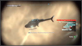 2 - Scan the TYGER helicopter to locate the Master Control Program | Main story - Main story - Batman: Arkham City Game Guide